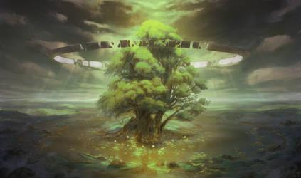 Sanctus Arboria by Astral-Requin