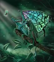 A Celtic Secret by CLB-Raveneye