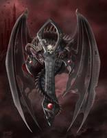 Dracula's Dragon by CLB-Raveneye