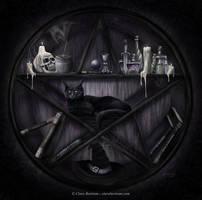 Wicca by CLB-Raveneye
