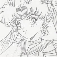 Sailormoon by DayaEternityRose