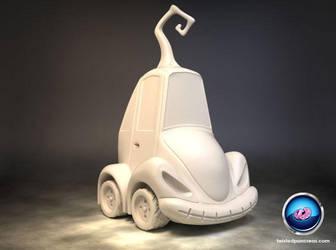 Car Jack by pancreasboy
