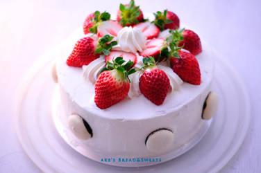 DECO cake by akemiM