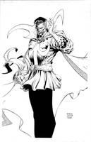 Doctor Strange by WaldenWong