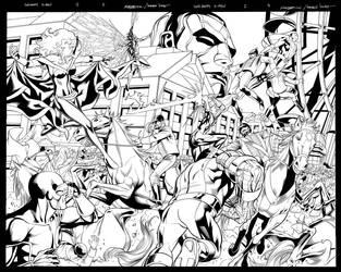 Uncanny X-Men by WaldenWong