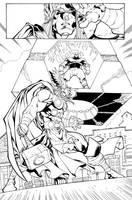 Avengers Season one. p. 62 by WaldenWong