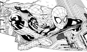 Spectacular Spider-Man Free Comic Book Day by WaldenWong