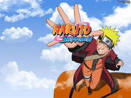 Naruto - The Sage - Fullscreen by crz4all