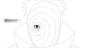 Tobi Line art by crz4all