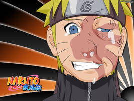 Naruto Slap Face - Wallpaper by crz4all