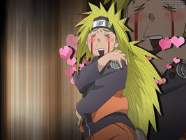Naruto Jiraiya Style by crz4all