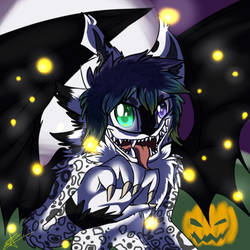 Halloween is coming by Yesterday-Torrey