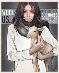 Wool Us - second version by KarmaLizzard