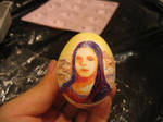 Mona Lisa Easter Egg by oldfriend86