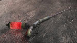 Bioshock Little Sister Needle by 100SeedlessPenguins