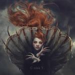 WinterFlower by nina-Y