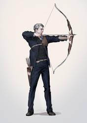 Archer by JaneMere