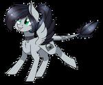 [C] Silver Lock by OhHoneyBee