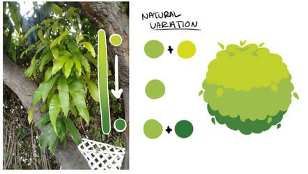 Natural Variation by FlSHB0NES