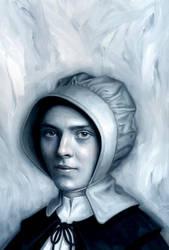 Anne Bradstreet by carts