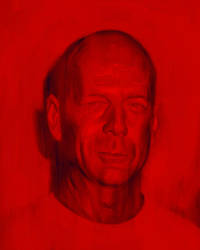 Bruce Willis RED by carts