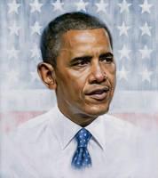 Barack Obama by carts