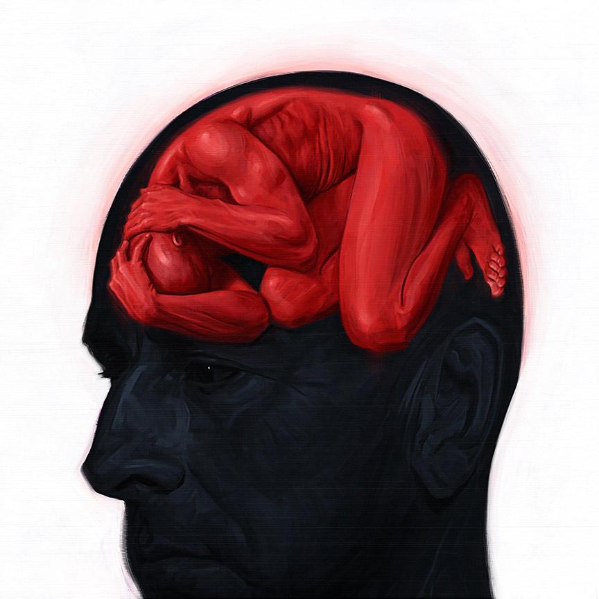 Brain Sick II by carts