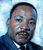 MLK by carts