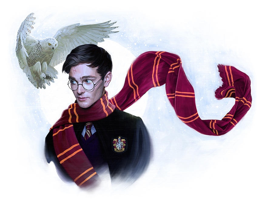 Harry Potter and The (Not) Cursed Child by carts