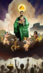Saint Rodgers by carts