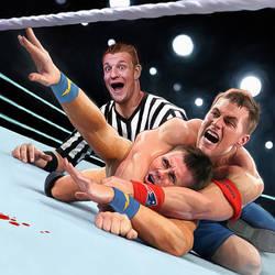 Brady vs Rivers by carts