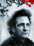 Johnny Cash by carts