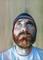 Self Portrait with Beard by carts