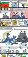Eliza's White Nuzlocke Page 11 Part 2 by LizDraws