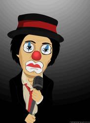 Send in the Clown by rohancorwyn