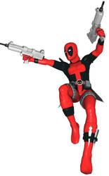 Deadpool WIP 1 by rohancorwyn