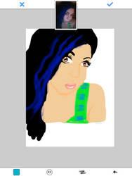 Draw Me Portrait by infinity003