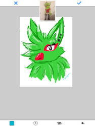 Draw Me Bird Fursona by infinity003