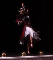 Flamenco Bowsette by Zincau