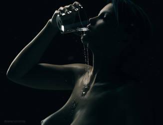 Thirsty by Zincau