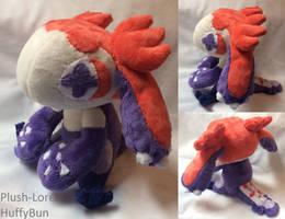 Rabbit Zodiac Grem2 plush by Plush-Lore