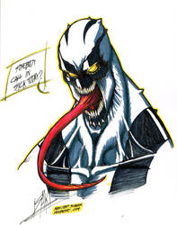 Your Friendly Neighborhood Symbiote by Men-dont-scream