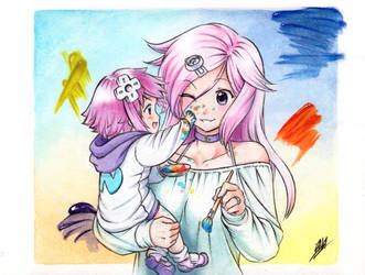 [HDN (OC)] Mother's Day by Men-dont-scream