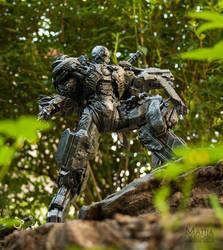 3D Print - War Machine by Hal8998