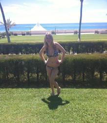 People still like blonde girls in bikinis, right? by CaligirlMar420