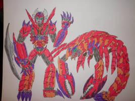 Transformers Matrix: Rampage by KaijuGuy19