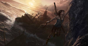 tomb raider reborn by Txusjfuentes by Txusjfuentes