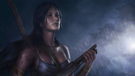 Tomb Raider Reborn 2nd Entry by Txusjfuentes
