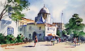 Ville de quebec by bkiani