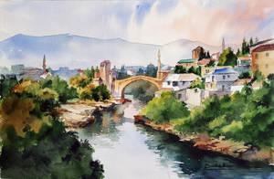 Mostar by bkiani